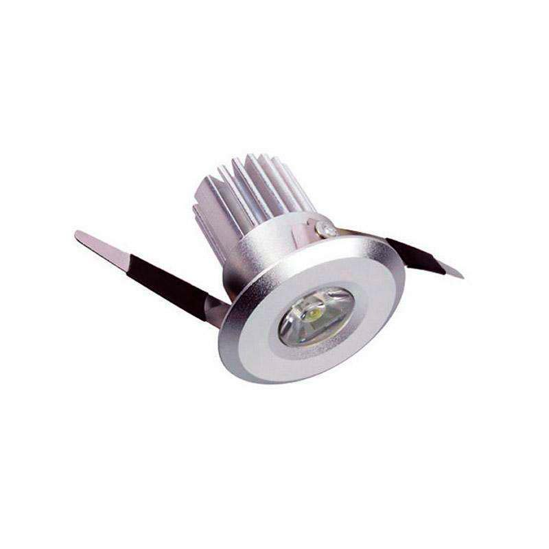 Downlight LED 3W, Blanco cálido